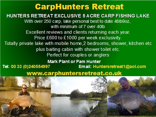 Carp Hunters Retreat
