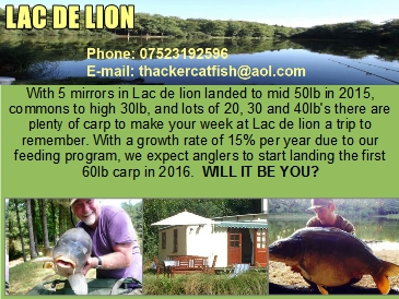 https://www.facebook.com/LacDeLion.carpfishing/