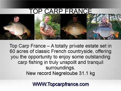 TOP CARP FRANCE